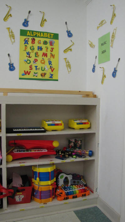 Caring Corner Preschool Llc Music Center